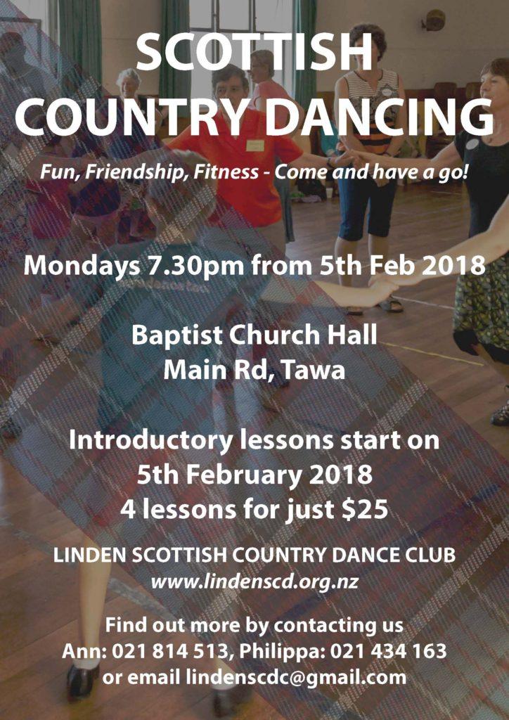 Beginners Classes @ Tawa Baptist Church Hall | Wellington | Wellington | New Zealand