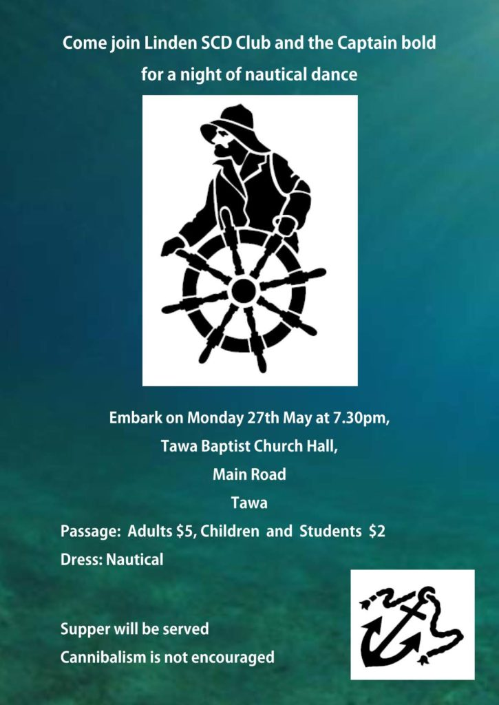 Linden Nautical Night @ Tawa Baptist Church Hall | Wellington | Wellington | New Zealand